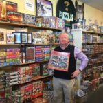Tim Southerst says business is up at PUZZLES in Lewes. (Courtesy of Tim Southerst)