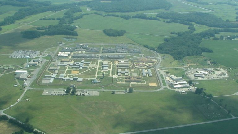 James T. Vaughn Correctional Center in Smyrna is a state prison for men in New Castle County, Delaware. (Licensed under Creative Commons)