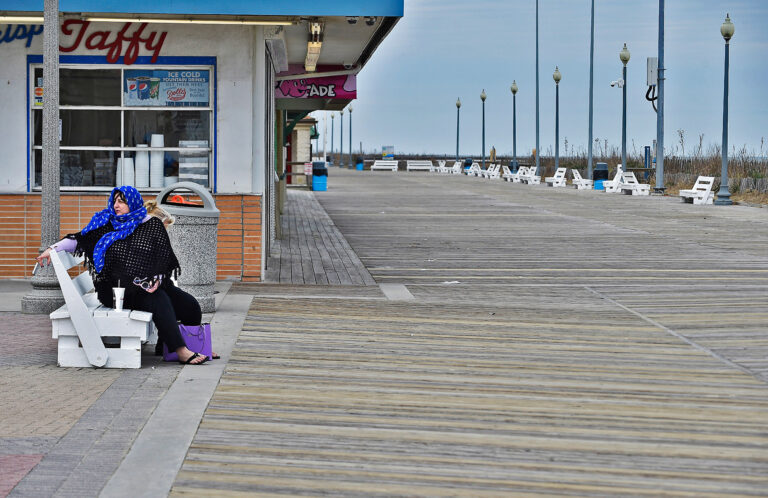 Rehoboth Beach boardwalk (Butch Comegys for WHYY)
