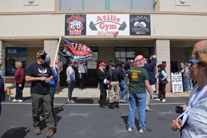 Atilis Gym opens in South Jersey despite shutdown order