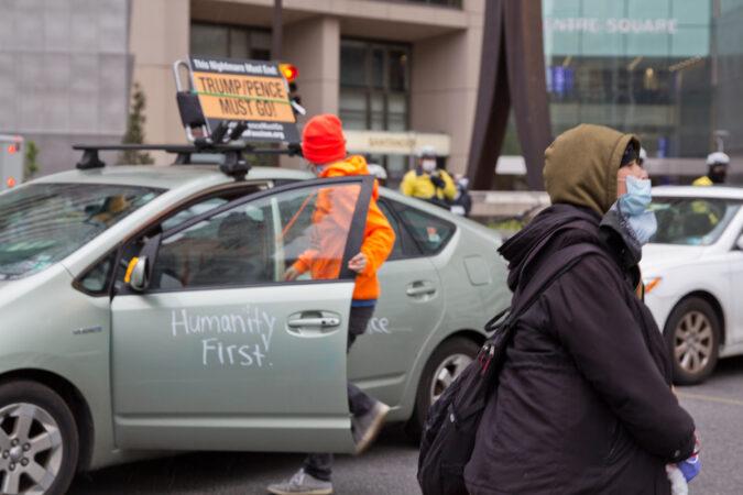 Reopen Philly coronavirus protest