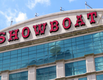 Former Showboat casino in Atlantic City, N.J.
