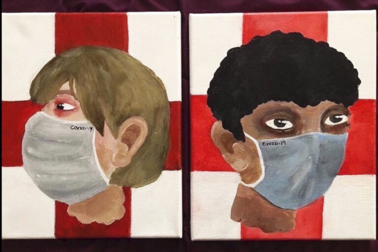 Coping through art