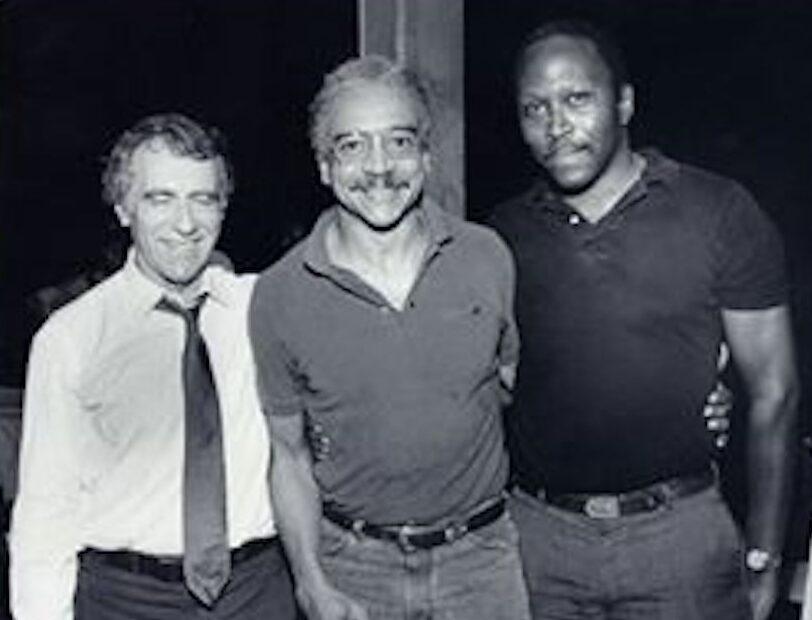 Walter Dallas, Joe Papp and Bill Gunn
