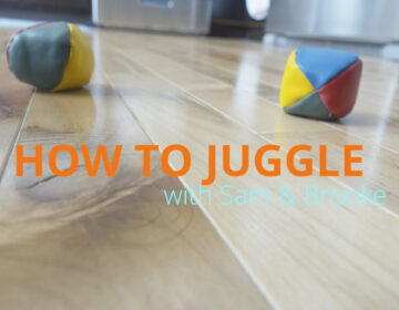 How to juggle