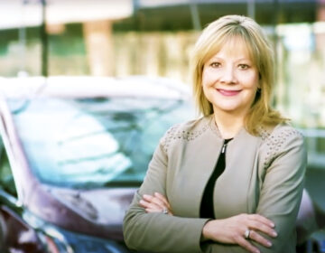 Mary Barra First Female CEO Of General Motors (GM)