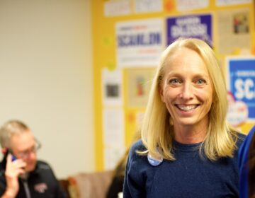 Democratic Rep. Mary Gay Scanlon is running for re-election to the 5th District House seat. (Courtesy of Scanlon campaign)