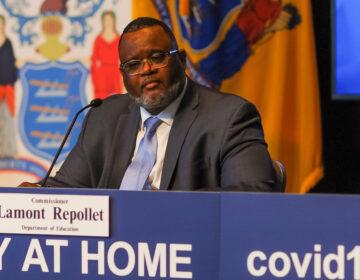 Commissioner Lamont Repollet