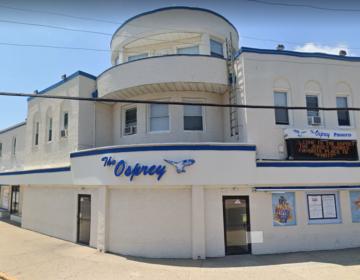 The Osprey Nightclub in Manasquan