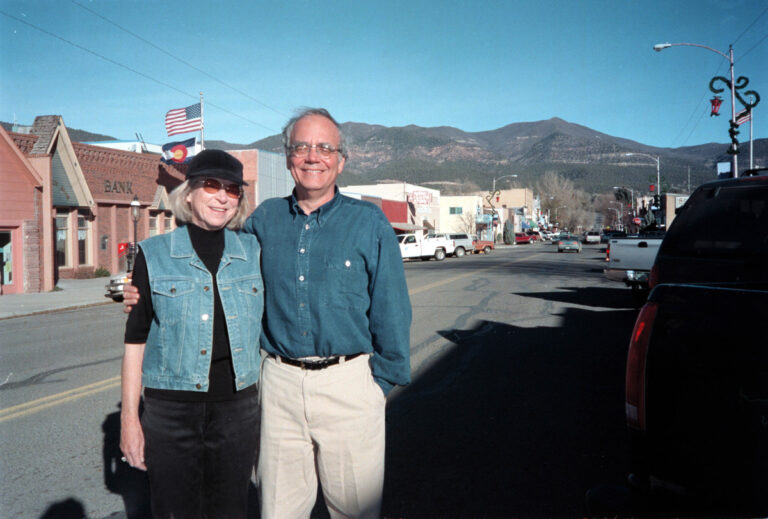 Ed Marston died of West Nile in 2018. He and his wife, Betsy, bought the High Country News, a well-known magazine across the West, in the early 1980s. (Photo by Cindy Wehling/courtesy of High Country News)