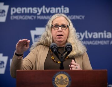 Pennsylvania Health Secretary Rachel Levine (Commonwealth Media Services)