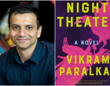Vikram Paralkar is an oncologist and author of Night Theater