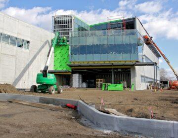 ResinTech building