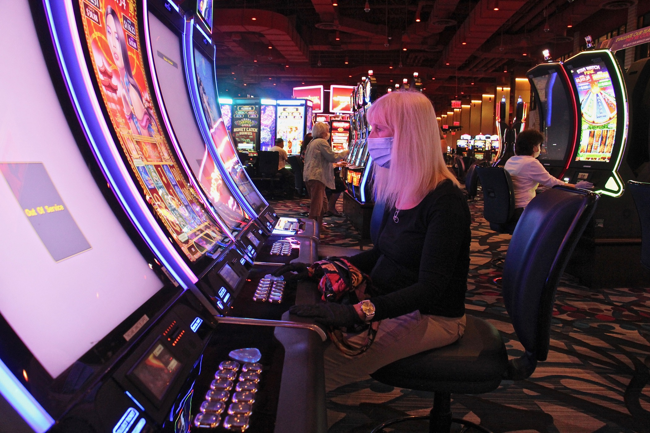 Casino Gambling Returns To Chester After Coronavirus Closure Whyy
