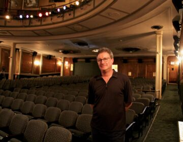 Ken Metzner, executive director of the Colonial Theatre