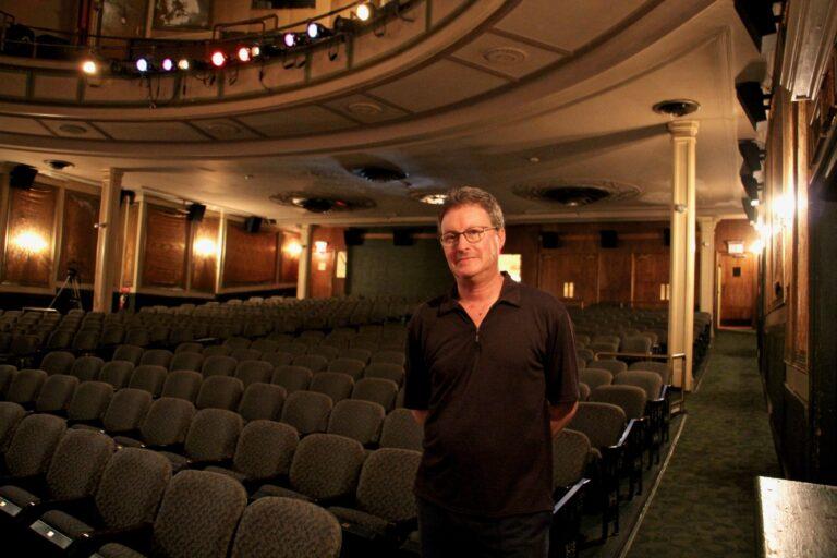 Ken Metzner, executive director of the Colonial Theatre