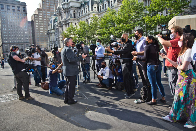 Philadelphia Mayor Jim Kenney