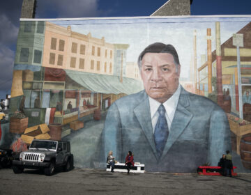Frank Rizzo mural