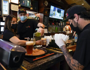 Bartending amid the coronavirus pandemic