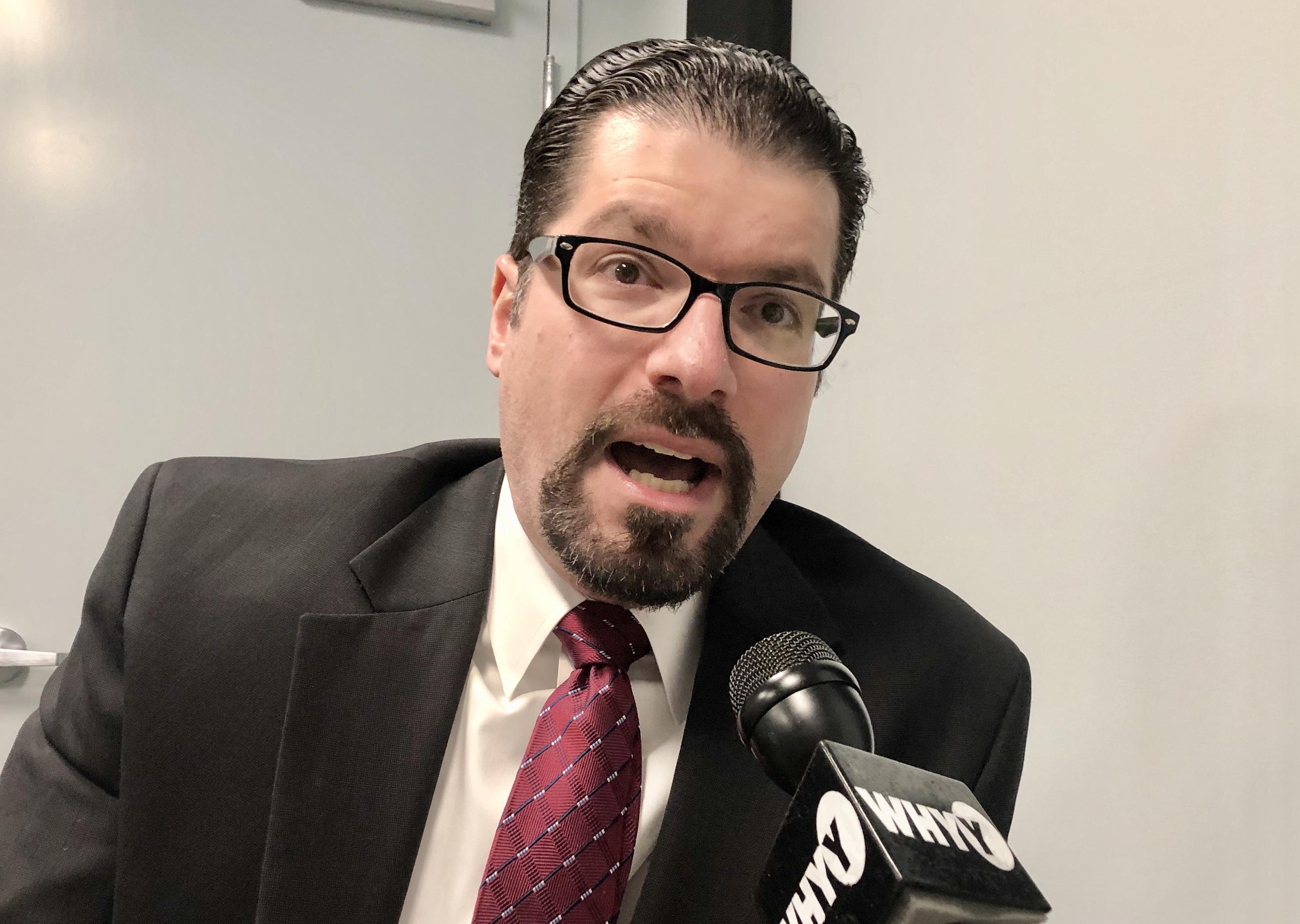 Attorney Stephen Neuberger