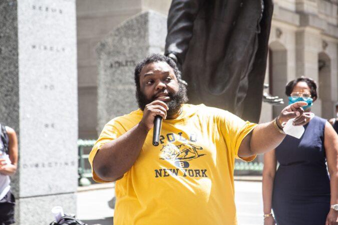 Urban League Black Lives Matter protest