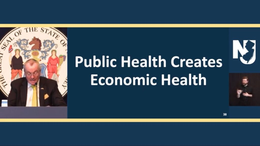 Public health creates economic health