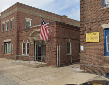 The Frank Rizzo sign will be removed from the Police Athletic League building. (Google Maps)