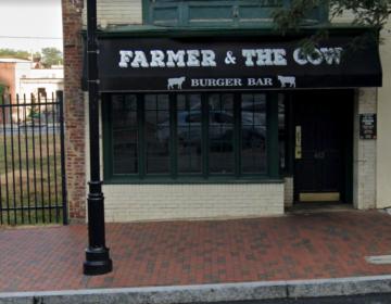Farmer & The Cow in Wilmington, Del. (Google Maps)