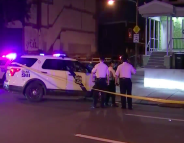 Six people were shot early Friday morning on North Broad Street in Philadelphia's Hunting Park neighborhood. (NBC10)