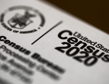 The Census Bureau announced Friday that as early as mid-July, door knockers are set to visit some U.S. households that have been asked but haven't filled out a 2020 census form yet. (Matt Rourke/AP Photo)
