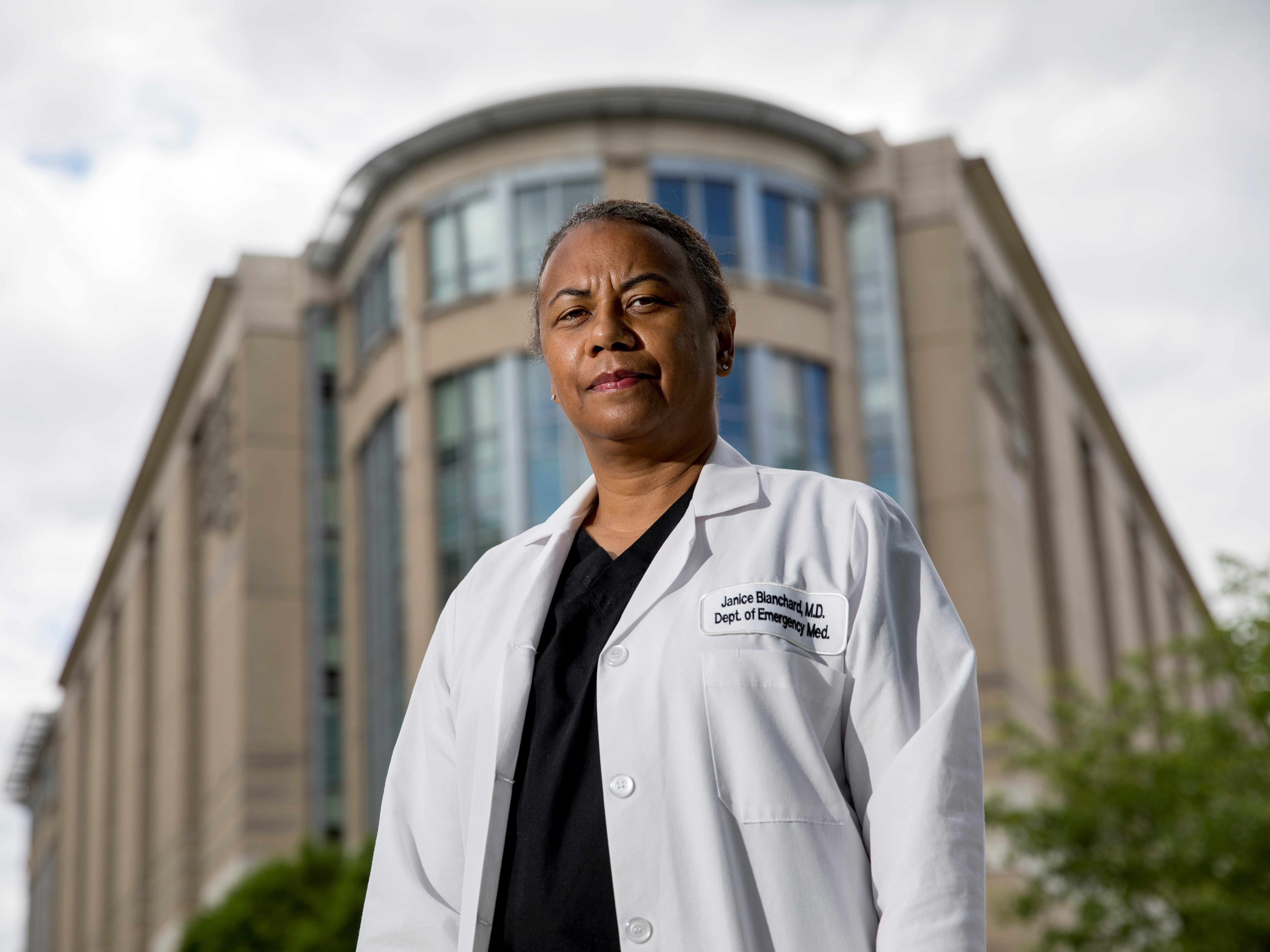 Dr. Janice Blanchard