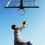 Basketball player (Courtesy of Pixabay)