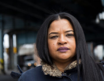 Rosalind Pichardo, an outreach worker in Philadelphia's Kensington neighborhood, has reversed 400 overdoses by her own count. (Kimberly Paynter/WHYY)