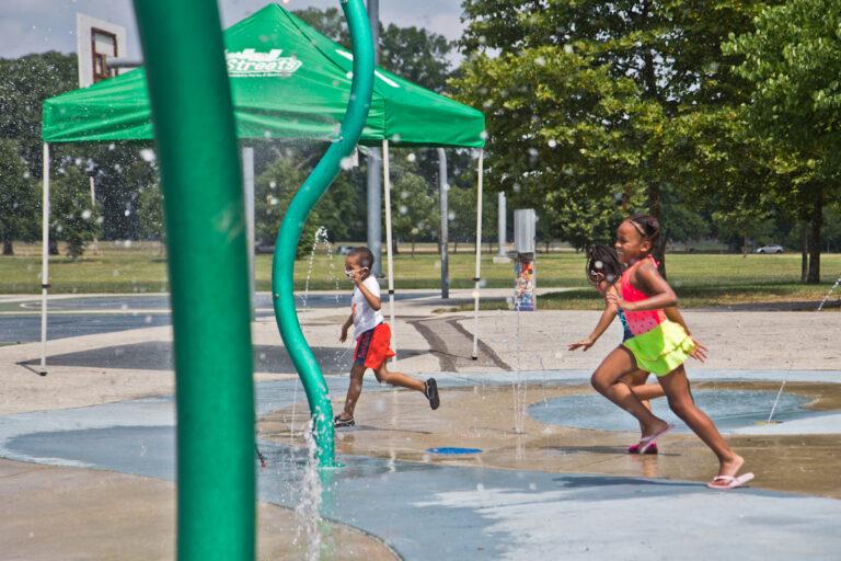 Philadelphia sprayground summer camps