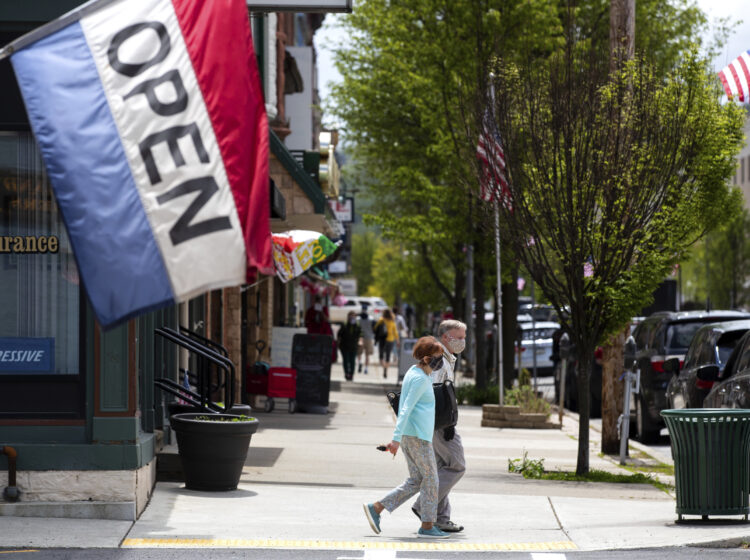 Many Pennsylvania businesses received funding from the Paycheck Protection Program. (Christopher Dolan/The Times-Tribune via AP)