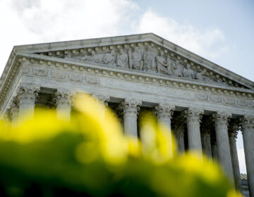 The Supreme Court, Thursday, July 9, 2020, in Washington. (AP Photo/Andrew Harnik)