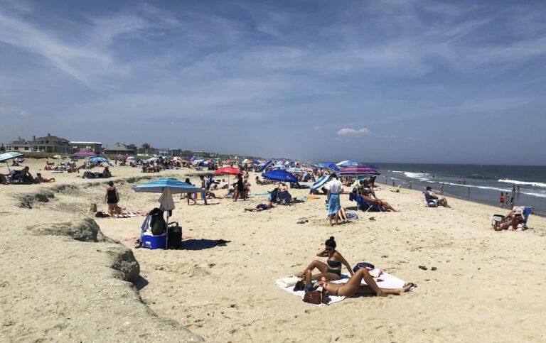 Monmouth Beach