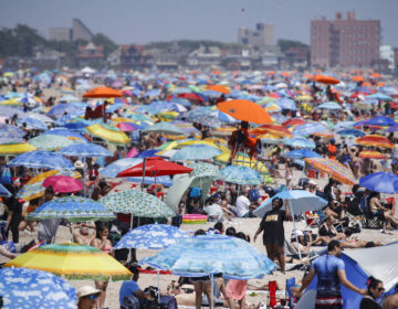 Fourth of July at Coney Island