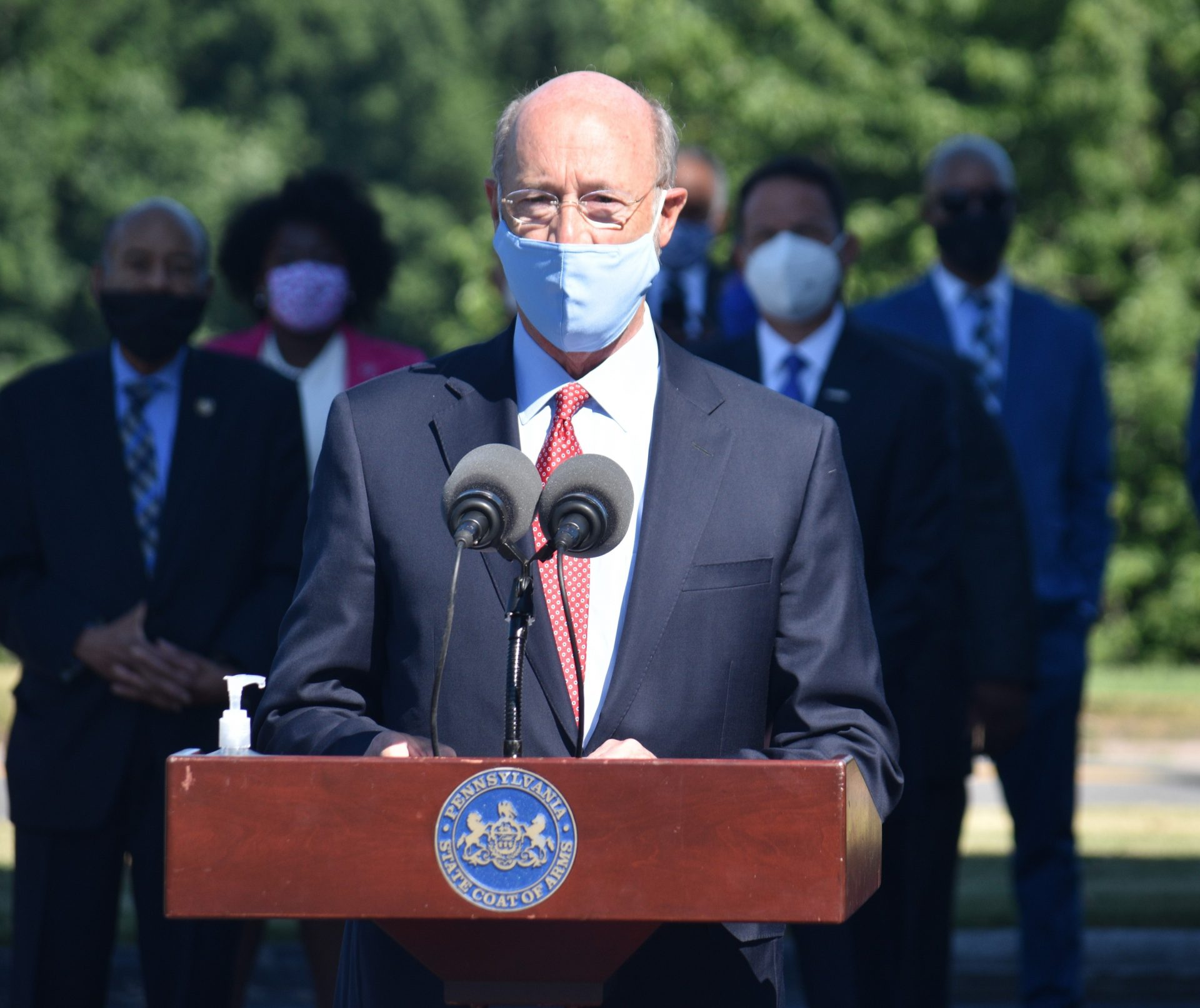 Pa. House passes constitutional changes that would limit governor's emergency powers