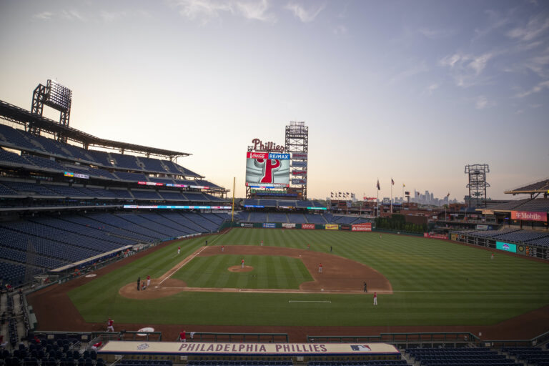 Phillies at Citizens Bank Park