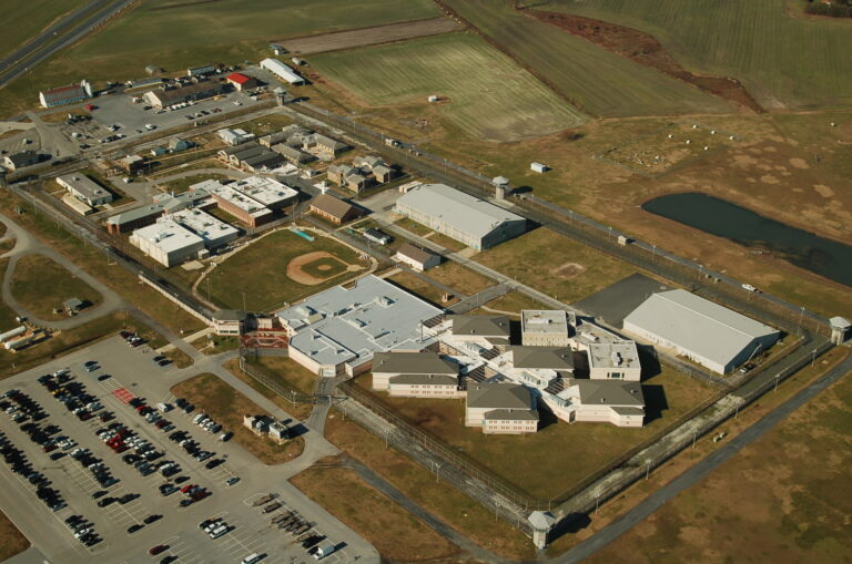 As of Friday, 130 prisoners at the Sussex Correctional Institution in Delaware have tested positive for coronavirus in a new outbreak. (Del. Dept. of Correction)