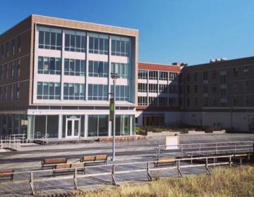 Stockton University's Atlantic City campus (Stockton University Instagram)