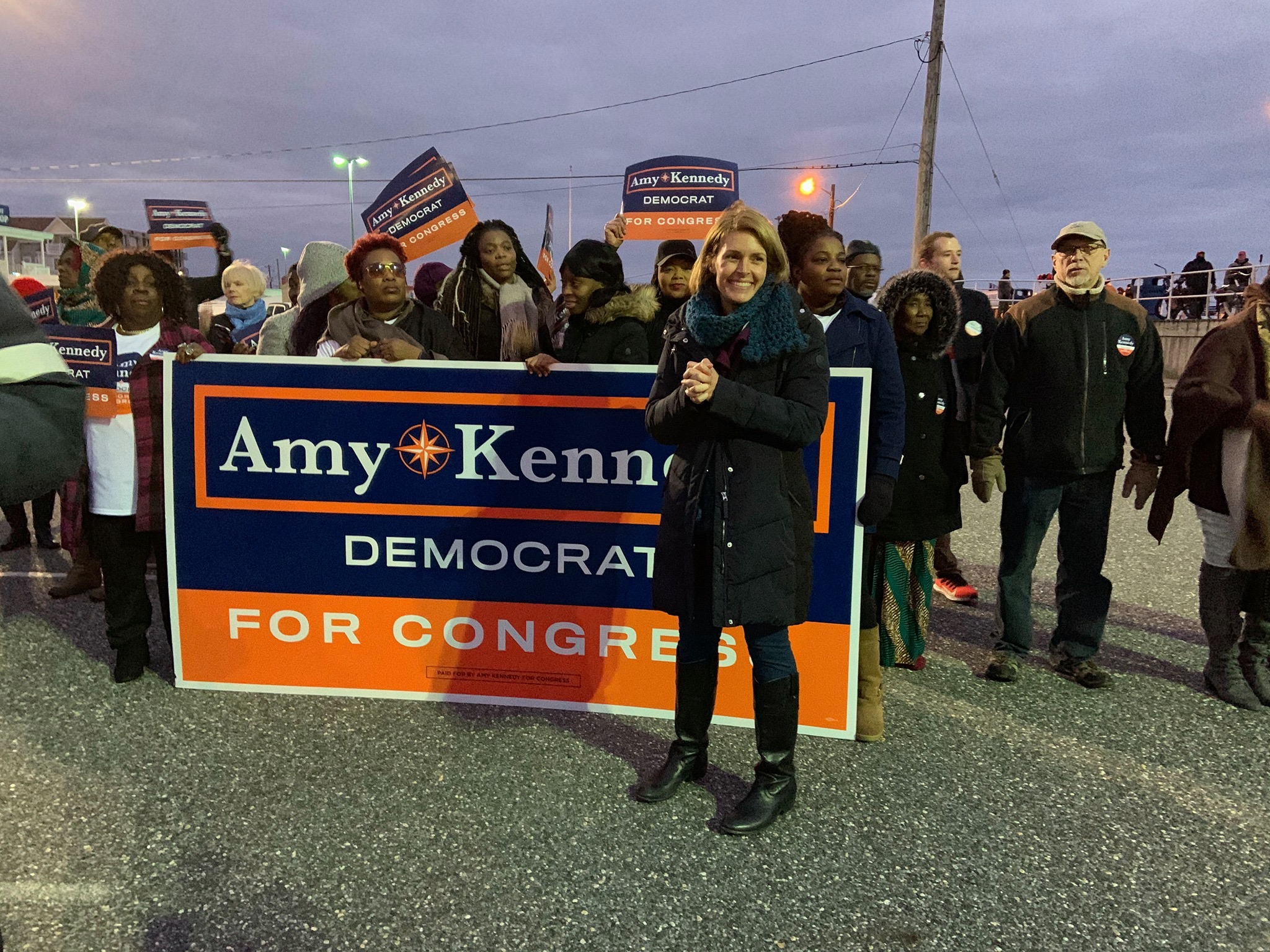 Race in N.J. 2nd Congressional District is set: Amy Kennedy vs. Jeff Van Drew