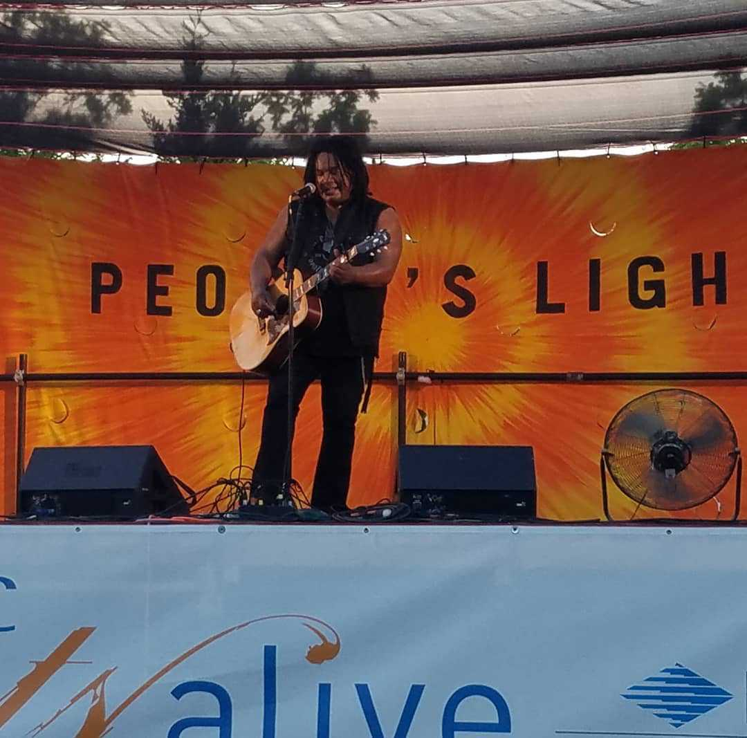 Jeffrey Gaines at People's Light