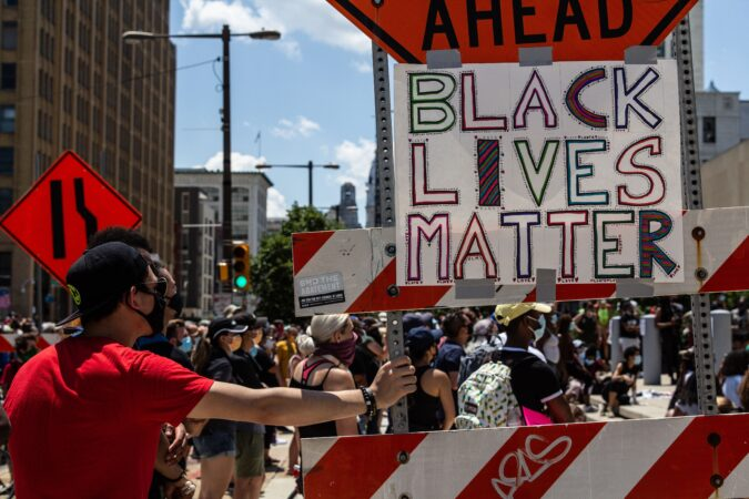 Educators and Students for Black Lives March