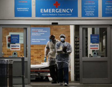 The Trump administration abruptly required hospitals to stop reporting COVID data to CDC and use a new reporting system set up by a contractor. Two weeks in, the promised improvements in the data have yet to materialize. (Spencer Platt/Getty Images