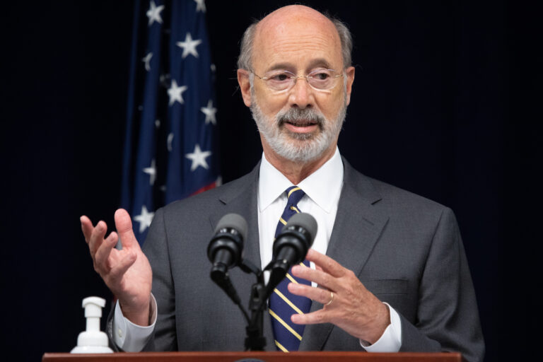 Pennsylvania Gov. Tom Wolf