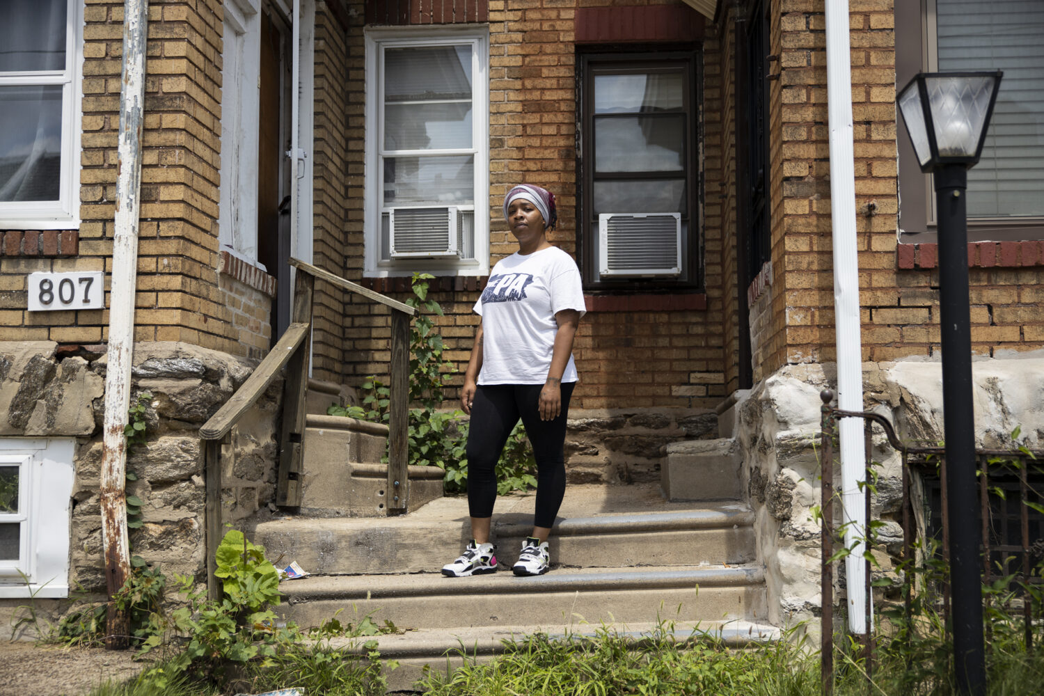 A Philly lawyer evicts people for city courts. She's married to an eviction judge