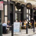 Outdoor dining in Philly amid the coronavirus pandemic