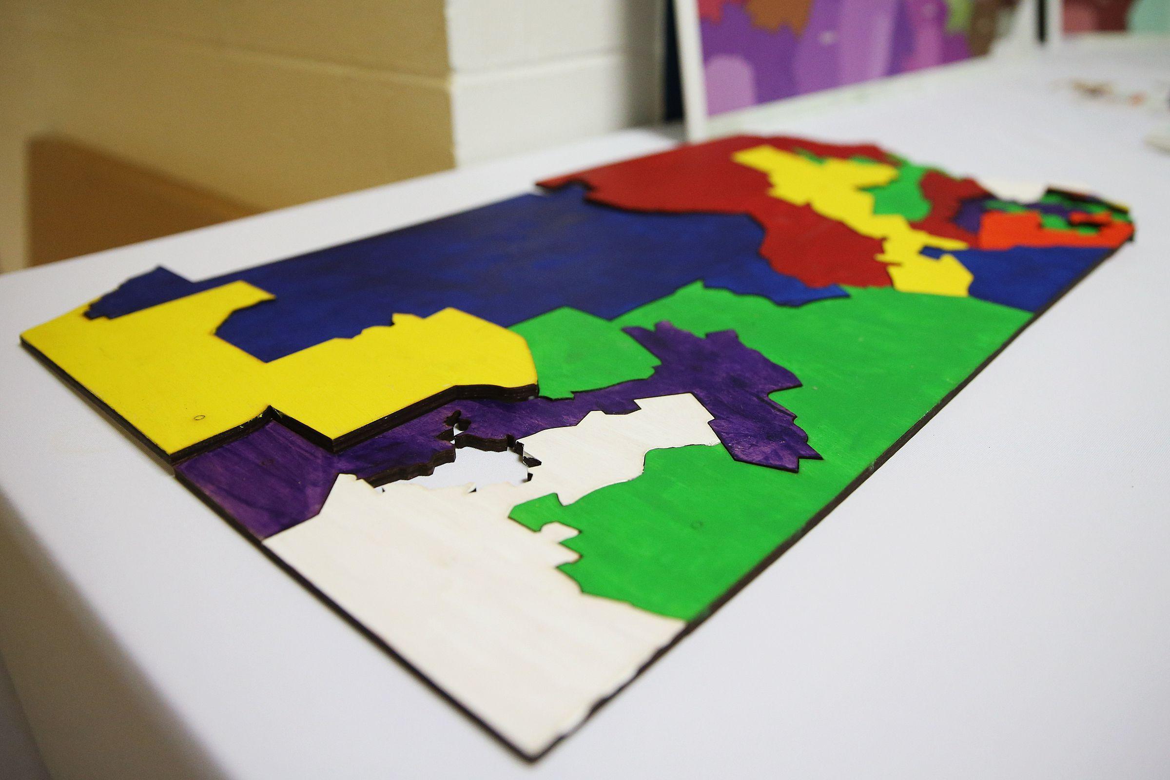 A Pa. congressional map